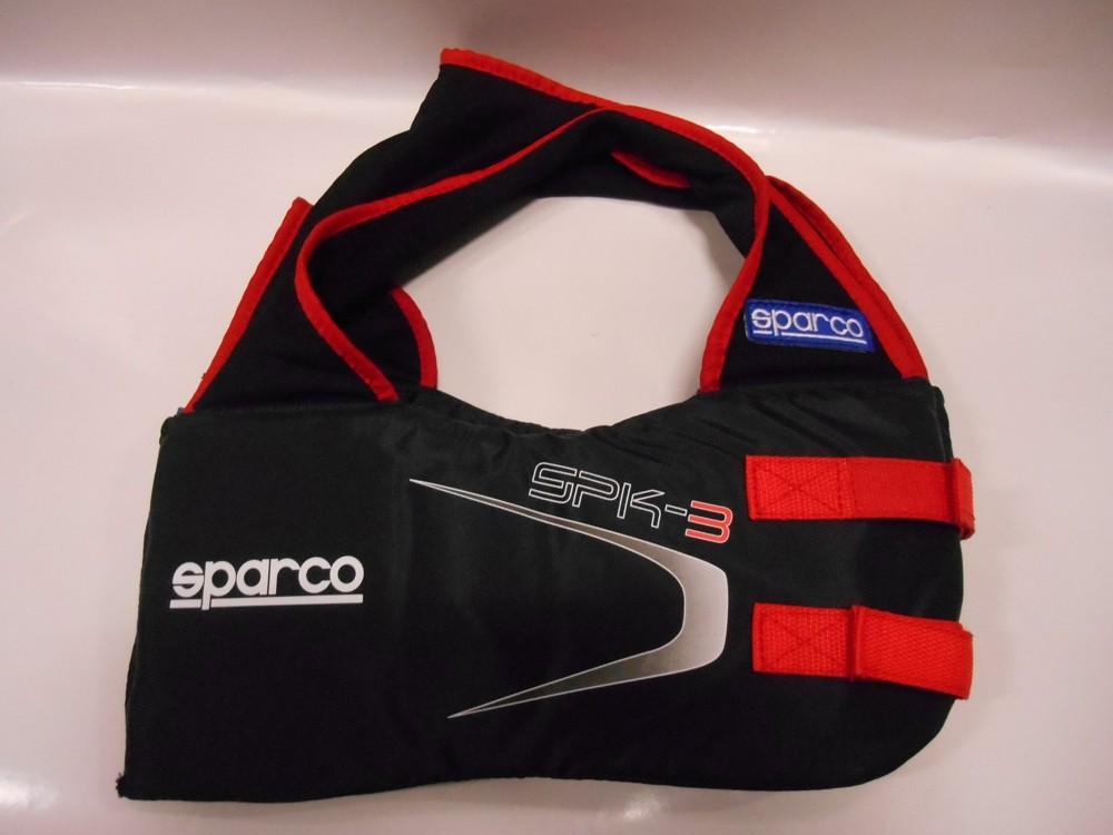 Sparco ochranná vesta SPK-3, velikost 0 (dětská)