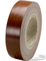 Textilní lepicí páska 3 cm/50 m (hnědá)