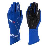 Sparco rukavice BLIZZARD KG-3 (modré)