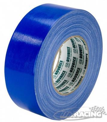 Textilní lepicí páska 5 cm/ 50 m (tmavě modrá)