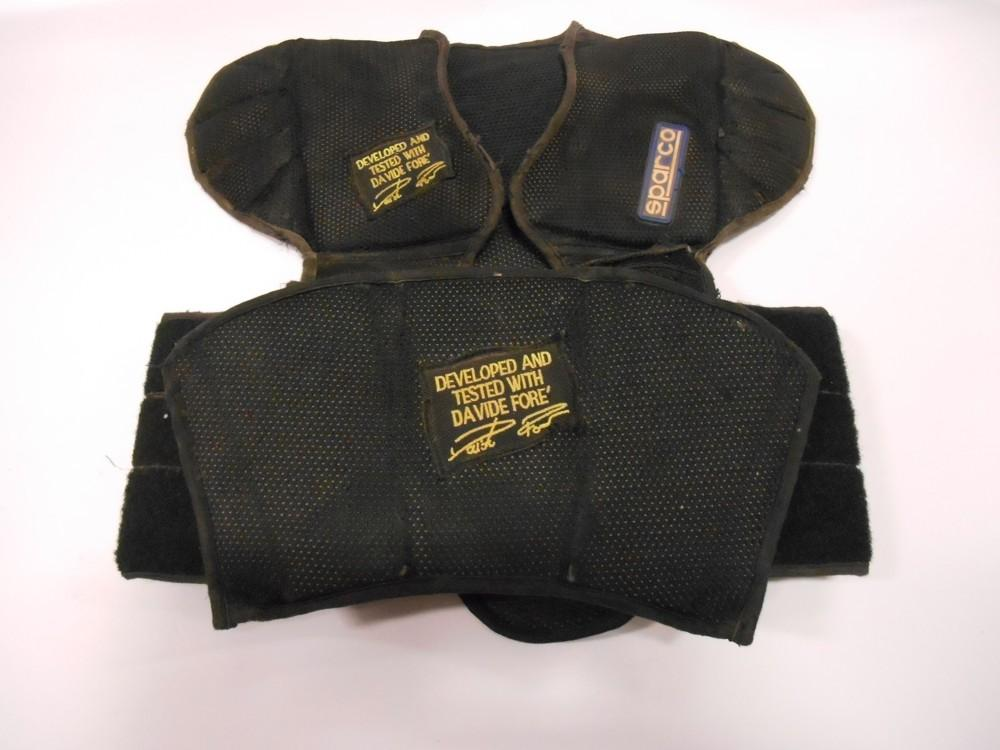 Ochranná vesta Sparco PROTECTOR (XS)