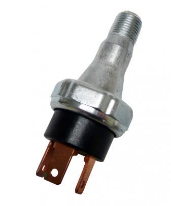 Facet přerušovač přívodu paliva při překročení tlaku oleje