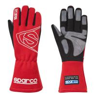 Sparco rukavice LAND RG-3 (červené, 11) DOPRODEJ