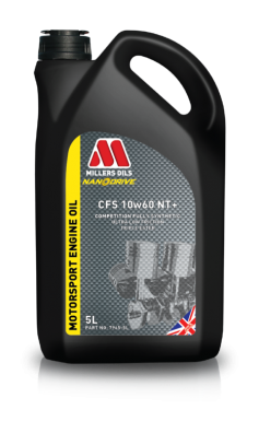 Millers Oils CFS 10W-60 NT+ Nanodrive (5 litrů)