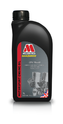 Millers Oils CFS 10W-60 Nanodrive (1 litr)