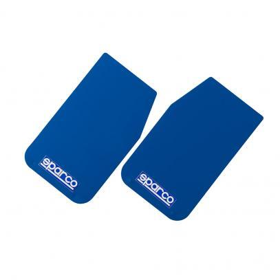 Sparco zástěrky 2 mm (modré) AKCE