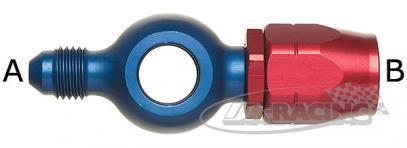 Oko průtokové 12 mm (14 mm) Al double D-04 (Z)/ D-06 (M)