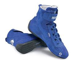 Sparco boty TOP (modré)