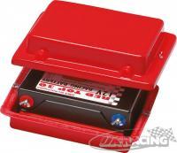 Plastový box na RT40 červený