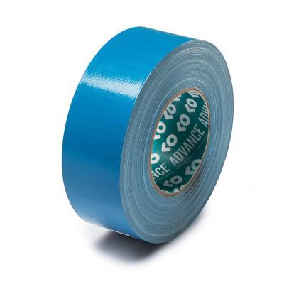 Textilní lepicí páska 5 cm/ 50 m (modrá)