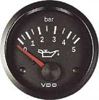 VDO ukazatel tlaku oleje/paliva 0 - 5 bar