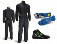 Základní výbava jezdce FIA STANDARD 8856-2000