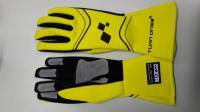 Sparco rukavice TURN ONE (velikost 12, fluo-žlutá)