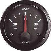 VDO ampérmetr -30 A až +30 A