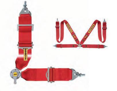 Sabelt 4bodové pásy STEEL (2 ks)