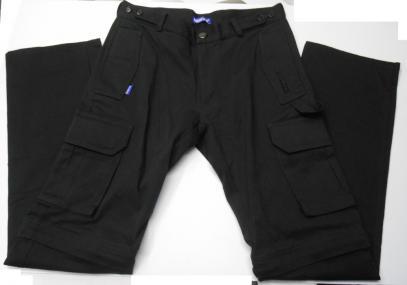 Pracovní kalhoty/ kraťasy Sparco (černá, XS)