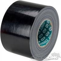 Textilní lepicí páska 10 cm/50 m (černá)