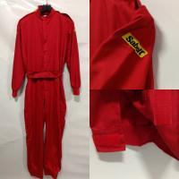 Montérky Sabelt PRO TEAM červené (XL)