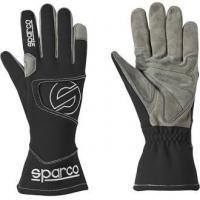 Sparco rukavice HURRICANE (černé, velikost 5)