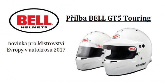 Přilba BELL GT5 Touring