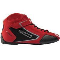 Sparco boty K-MID SL-3 (červené, 44)