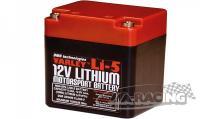 RED TOP Li-5 startovací baterie