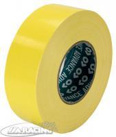 Textilní lepicí páska 5 cm/50 m (žlutá)