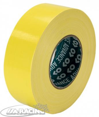 Advance textilní lepicí páska 5 cm/ 50 m (žlutá)