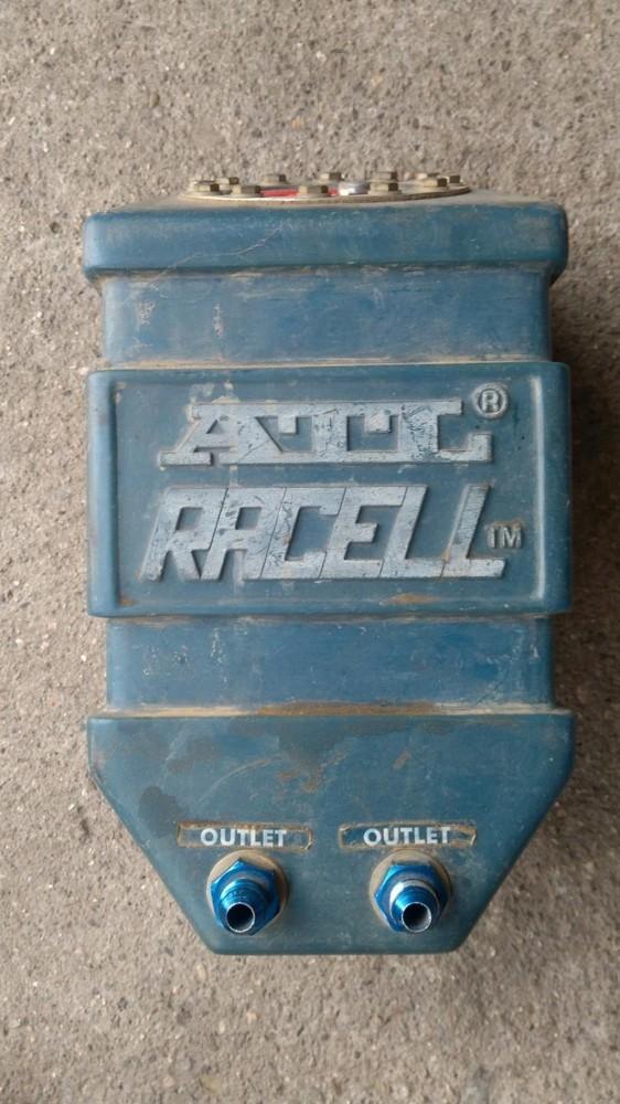 ATL bezpečnostní palivová nádrž 10 litrů (1/2011)