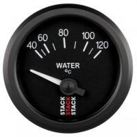 STACK elektrický ukazatel  ST3207 - teplota vody 40 - 120 °C