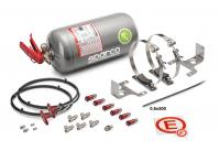 Sparco hasicí systém 4 l (hliník, mechanický)
