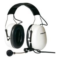 Peltor přejezdová sluchátka 1 ks (černá barva)