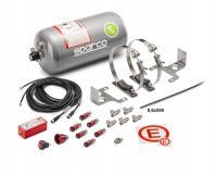 Sparco hasicí systém 4 l (hliník, elektrický)