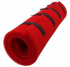 KN molitan pre cleaner - deska 1220 x 610 mm - červený