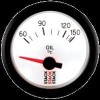 STACK elektrický ukazatel ST3259 - teplota oleje 60 - 150 °C