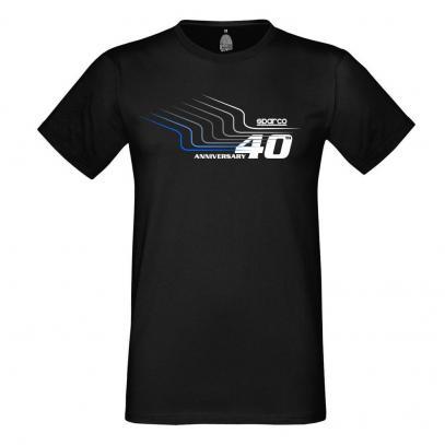 Sparco tričko 40TH