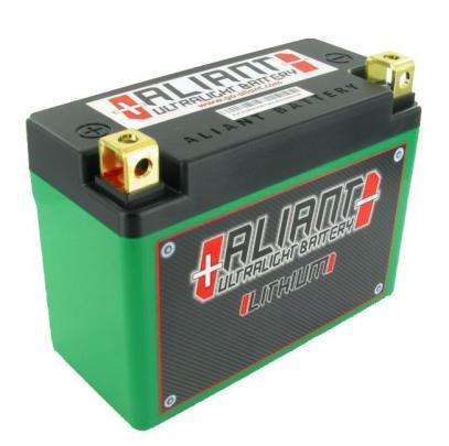 ALIANT X3 startovací baterie
