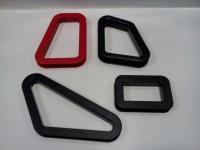 Sparco průchodka sedačky boční - trojúhelník