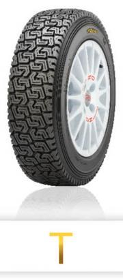 Pirelli 165/70-14 T4, T6