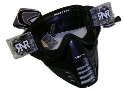 SMITH brýle s maskou a převíjením