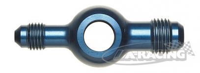 Oko průtokové 10 mm (12 mm) Al double D-04/ D-04 dlouhý závit