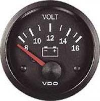 VDO voltmetr 8 - 16 V