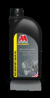 Millers Oils CRX LS 75W-140 NT+ (1 litr)