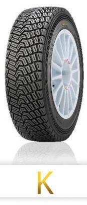 Pirelli 185/70-15 K4, K6, K8
