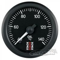 STACK elektrický ukazatel Profesional ST3309 - teplota oleje 40-140 °C