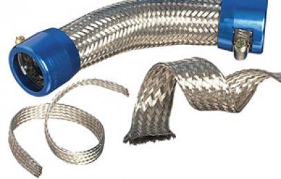 Pancéřové opletení hadice - návlek 9,5-16 mm