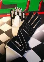 Sabelt rukavice TOUCH E FG-310 (černé, vel. 9)
