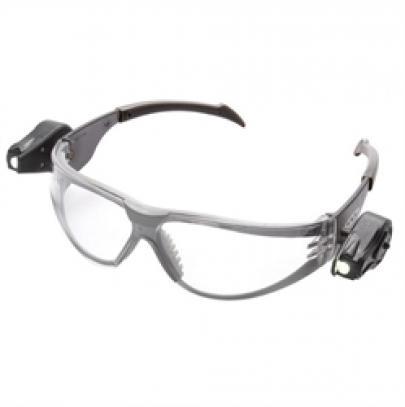 Peltor ochranné brýle s LED světly