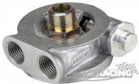 Uchycení olejového filtru na blok (s termostatem M18x1,5)spropojenímnaolejovýchladič