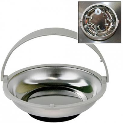 Magnetická miska se zábranou - průměr 15 cm
